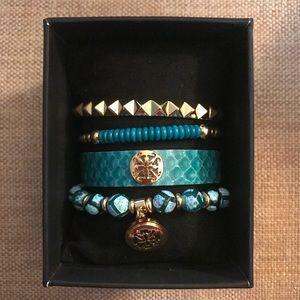 brand new rustic cuff bracelet set